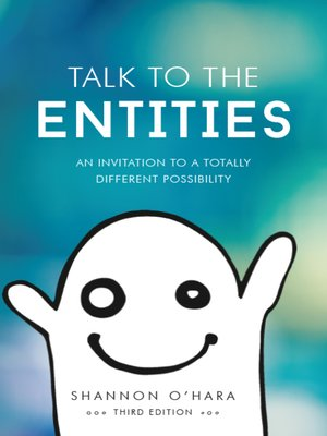 cover image of Talk to the Entities