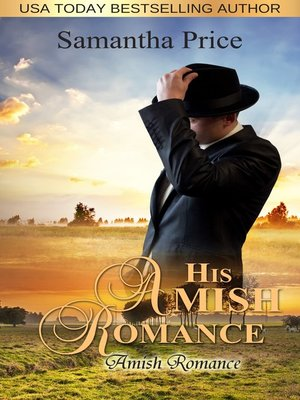 cover image of His Amish Romance