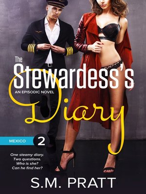 cover image of The Stewardess's Diary: Mexico