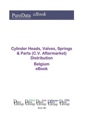 cover image of Cylinder Heads, Valves, Springs & Parts