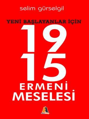 cover image of 1915 Ermeni Sorunu