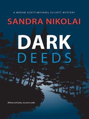cover image of Dark Deeds