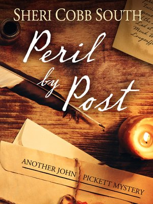 cover image of Peril by Post