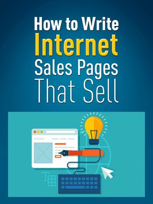 cover image of How to Write Internet Sales Pages That Sell
