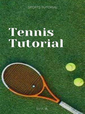 cover image of Tennis Tutorial