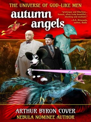 cover image of Autumn Angels
