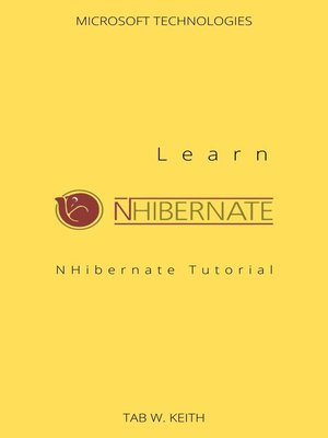 cover image of Learn NHibernate