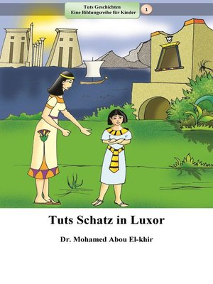 cover image of Tuts Schatz in Luxor