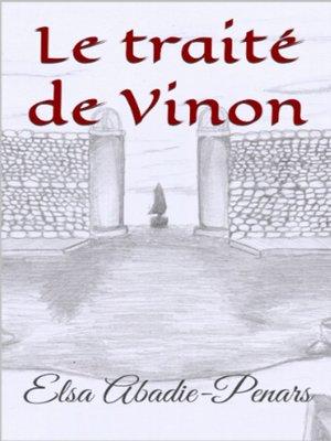 cover image of Le traité de Vinon