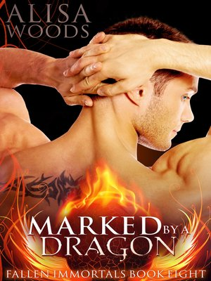 cover image of Marked by a Dragon