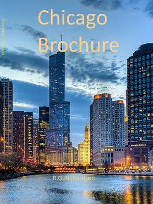 cover image of Chicago Interactive City Guide