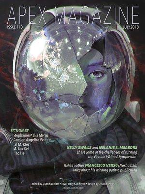 cover image of Apex Magazine Issue 110
