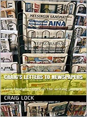 cover image of Craig's Letters to Newspapers