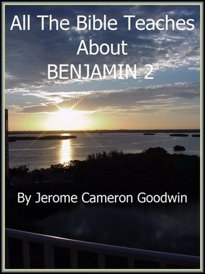 cover image of BENJAMIN 2