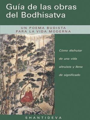 cover image of Guía de las obras del Bodhisatva