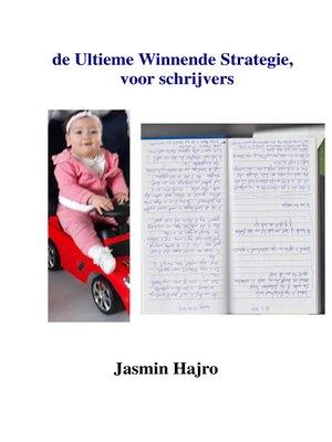 cover image of de Ultieme Winnende Strategie, voor schrijvers