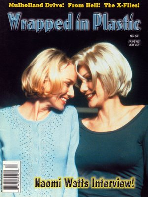 cover image of Issue #56: Wrapped In Plastic Magazine, Book 56