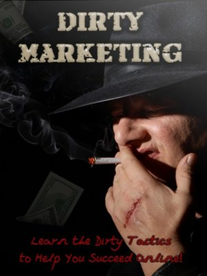 cover image of Dirty Marketing