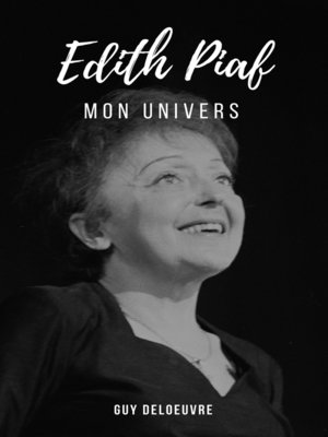 cover image of Edith Piaf