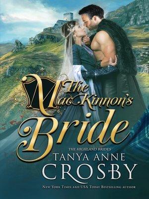 cover image of The MacKinnon's Bride