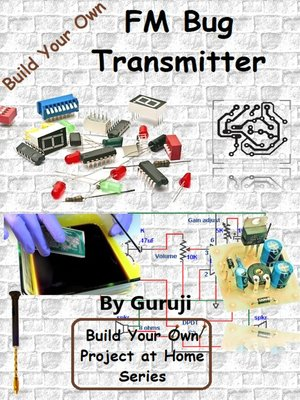 cover image of FM Bug Transmitter Project