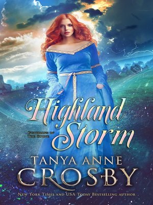 cover image of Highland Storm