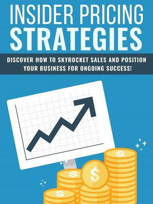 cover image of Insider Pricing Strategies