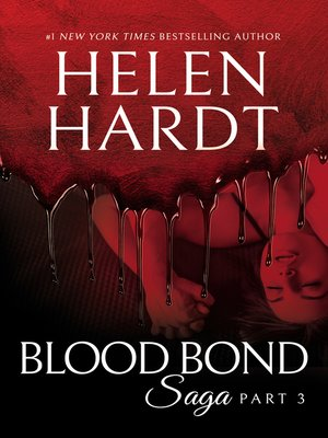 cover image of Blood Bond Saga, Book 3