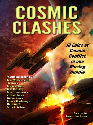 cover image of Cosmic Clashes