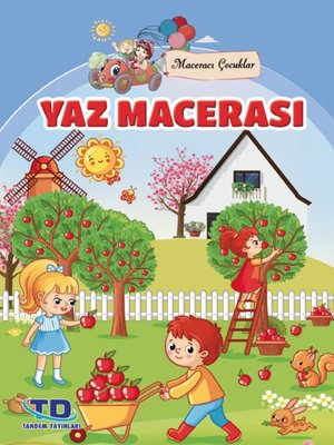 cover image of Yaz Macerası