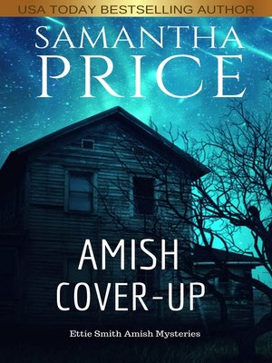cover image of Amish Cover-Up