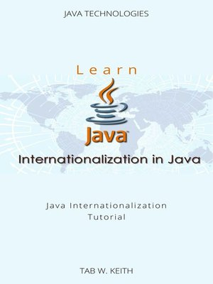 cover image of Learn Java Internationalization