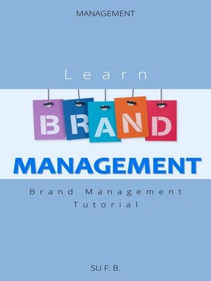 cover image of Learn Brand Management