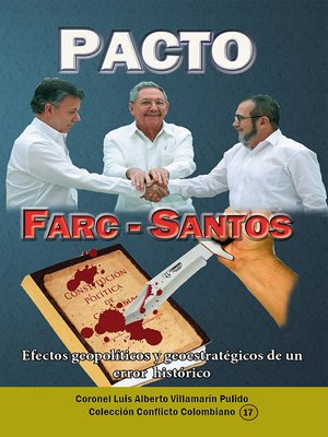 cover image of Pacto Farc-Santos