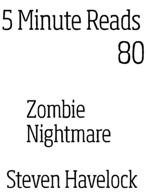 cover image of Zombie Nightmare