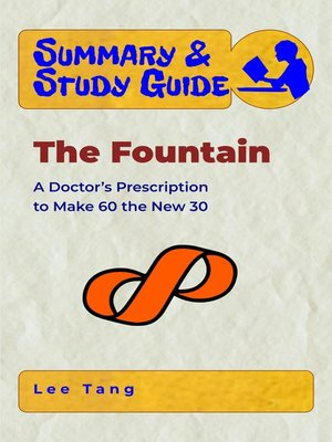 cover image of Summary & Study Guide--The Fountain