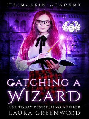 cover image of Catching a Wizard
