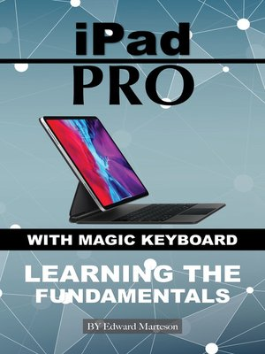 cover image of iPad Pro with magic keyboard