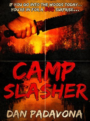 cover image of Camp Slasher