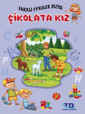 cover image of Çikolata Kız