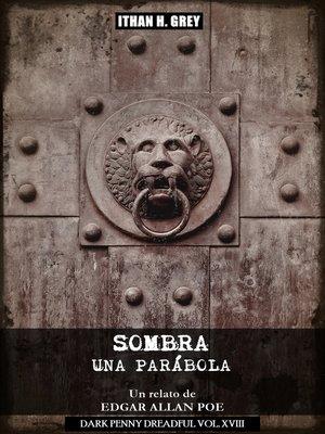 cover image of Sombra--Una Parábola