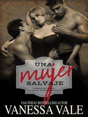 cover image of Una Mujer Salvaje