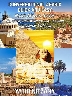 cover image of Conversational Arabic Quick and Easy--North African Series