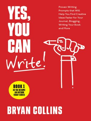 cover image of Yes, You Can Write!
