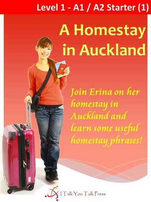 cover image of A Homestay in Auckland