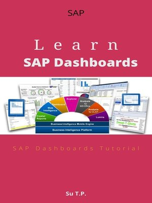 cover image of Learn SAP Dashboards
