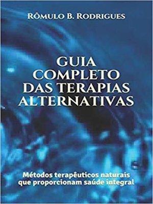 cover image of GUIA COMPLETO DAS TERAPIAS ALTERNATIVAS