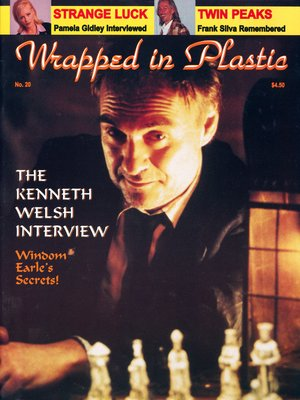 cover image of Issue #20: Wrapped In Plastic Magazine, Book 20