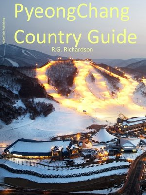 cover image of PyeongChang Country Guide