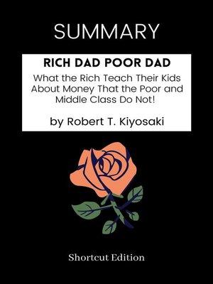 cover image of SUMMARY--Rich Dad Poor Dad